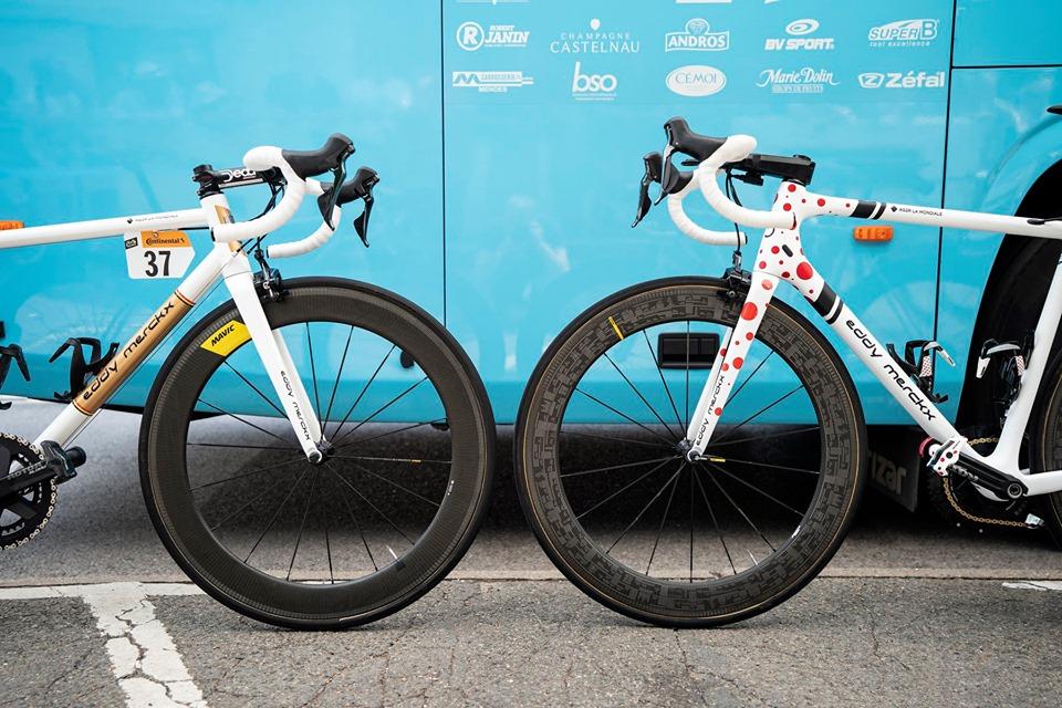 Bicicleta acero Naesen JoanSeguidor