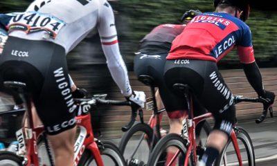 Ciclismo británico Team Wiggins JoanSeguidor