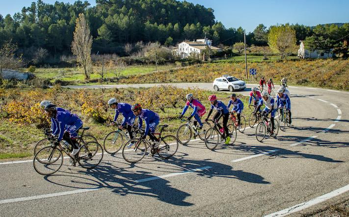 Maridaje ciclismo vino JoanSeguidor