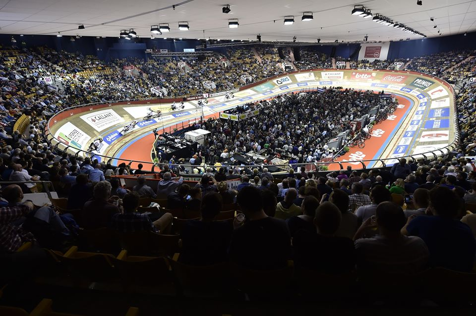 Seis dias de Gante velodromo JoanSeguidor