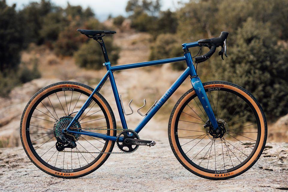 The Draft bicicleta de acero JoanSeguidor