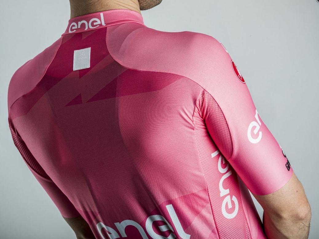 Castelli Giro de Itala maglia rosa Joanseguidor