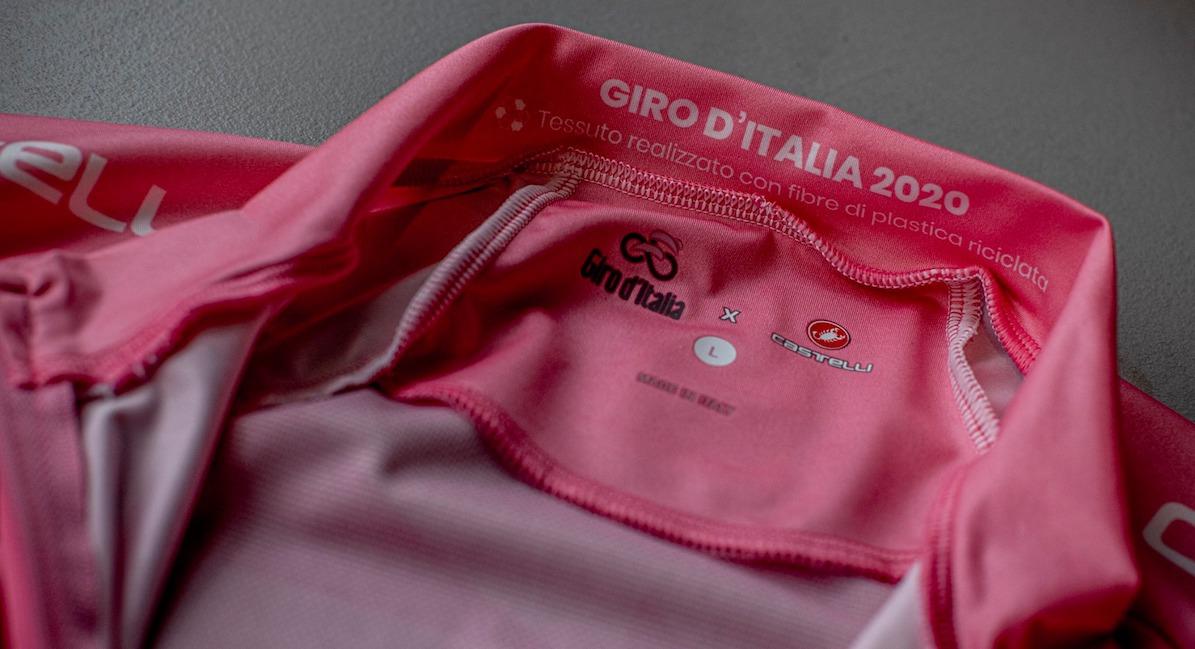 Castelli maglia rosa Giro Italia joanseguidor