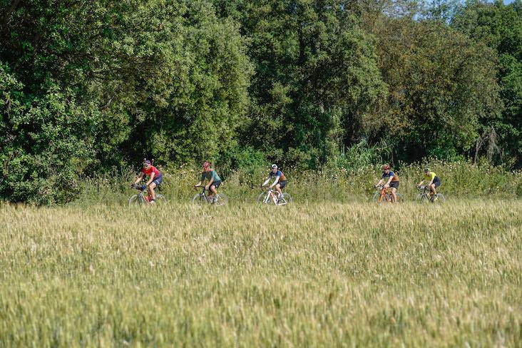 Girona Gravel Ride foto JoanSeguidor