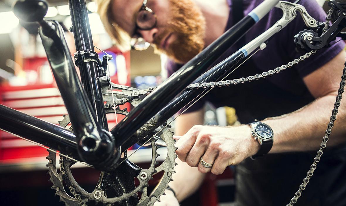 revision bicicleta Joanseguidor