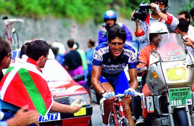 Miguel Indurain escalador JoanSeguidor