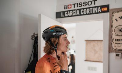 Ivan Garcia Cortina Andorra salida