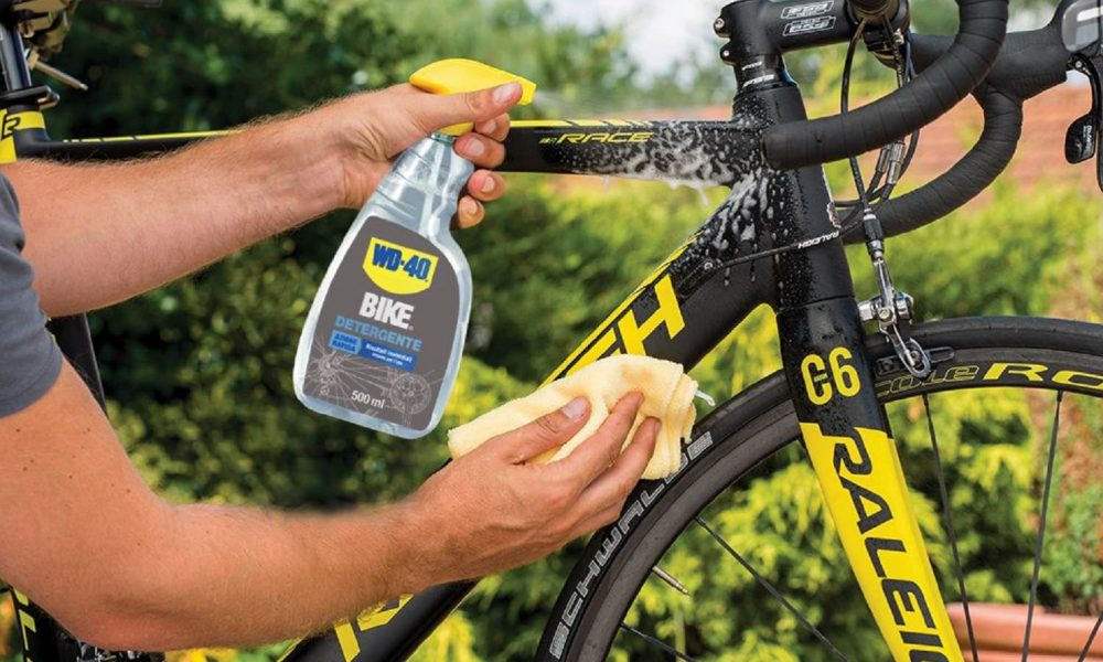 mantenimiento bicicleta