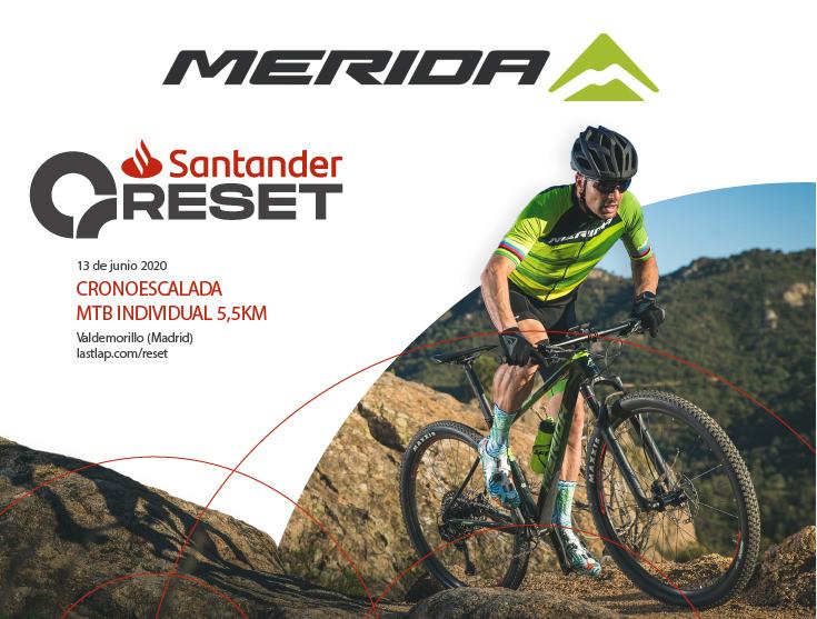 RESET merida bikes