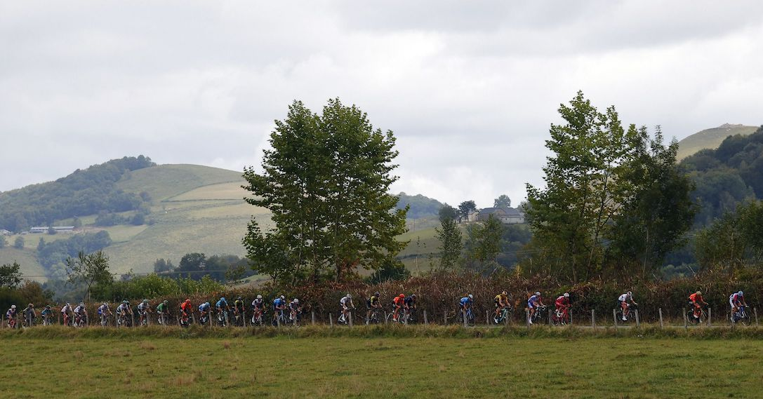 ciclista profesional JoanSeguidor