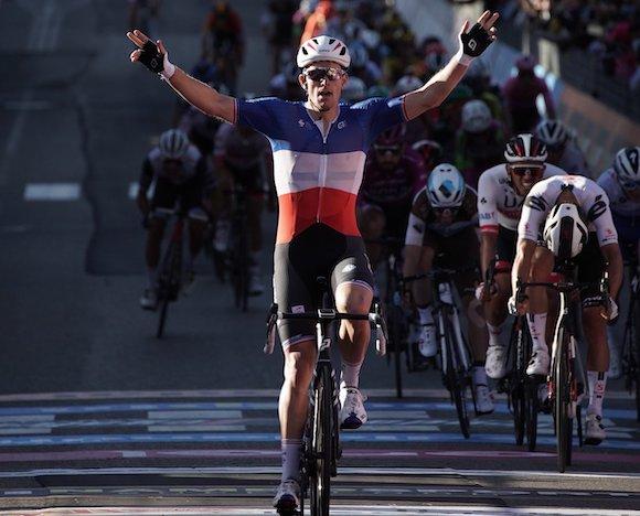 Arnaud Demare Giro