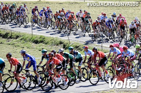 Volta Catalunya ciclismo documental