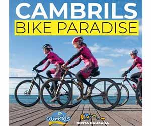 turismo en bici cambrils